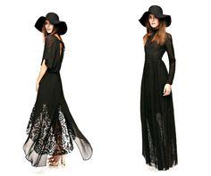 I love dresses like this!