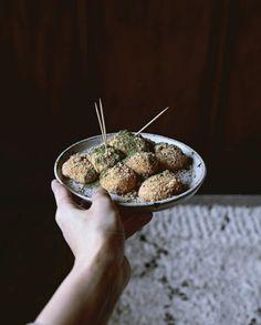 Lady and Pups | turkish kofta platter Easy Desserts, Delicious Desserts, Dessert Recipes, Turkish Recipes, Asian Recipes, Kufta Recipe, Lamb Meatballs, Ground Lamb, Ground Coriander