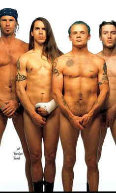 Red Hot Chili Peppers❇Téa Tosh
