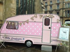 Rainy days at the wedding fair but it's warm as toast in the caravan Vintage Caravans, Wedding Fair, Pink Parties, Australia Travel, Rainy Days, Recreational Vehicles, Toast, Warm, Australia Destinations