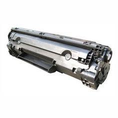 Toner Hp 35A Preto CB435A Compatível  Durabilidade: 2.000 páginas - Para uso nas impressoras: HP LASERJET P1005, P1006  Modelo: CB435A   Garantia: 90 Dias  Referência/Código: TCH35P