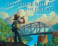 Carlson alum publishes 51st book, saluting the skilled trades | Downriver Life | thenewsherald.com Book Club Books, New Books, Lisa, Book Categories, Dream Book, Types Of Work, Children's Picture Books, Penguin Random House, Amusement Park