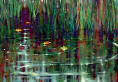 """Donna Young """"Shallow Current"""""""