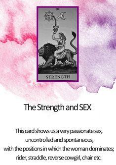 Tarot and Sex Tarot Astrology, Tarot Meanings, Tarot Major Arcana, Daily Drawing, Tarot Spreads, Sex And Love, Card Reading, Tarot Cards, Meant To Be