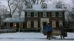Planes, Trains, and Automobiles house