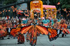 Mexico City's Day of the Dead parade 2018 – in pictures - Mexico City's Day of the Dead parade 2018 – in pictures Mexico Day Of The Dead, Day Of The Dead Art, Vintage Witch, Vintage Halloween, Halloween Halloween, Halloween Makeup, Halloween Costumes, Rainforest Butterfly, Cool Pictures