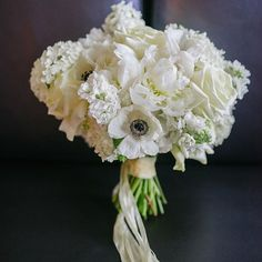 Bridal Bouquet by Sophie Felts at Blossom and Vine   Lush Florals   Wedding Flowers   Spring Wedding   Summer Wedding   Fall Wedding   Bridal Bouquet   Wedding Reception