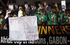 Congratulations to Zambia