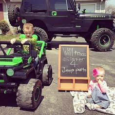 Always a favorite @justinnemilymoffitt  I nominate him as Jeep father of the year #Padgram
