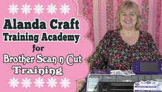 ScannCut training. Full online training courses with step-by-step video and written instructions. Brother Dream Machine training & quilting courses.