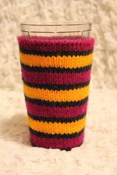 Pint glass coozie! $15 on etsy.com :)