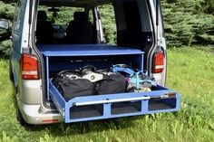 VW T5/T6 Multivan / California Beach - TRAVEL-SLEEP-BOX