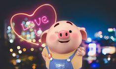 Pig Wallpaper, Disney Wallpaper, This Little Piggy, Little Pigs, Pig Images, Cute Piglets, Pig Drawing, Miniature Photography, Pig Illustration