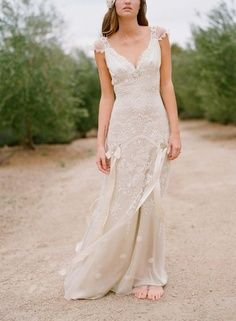 vow renewal dresses - Oh my gosh I would love to wear this dress. Beautiful.