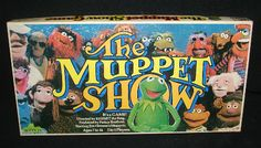 The Muppet Show...................................................................Please save this pin... ........................................................... Visit!.. http://www.ebay.com/usr/prestige_online