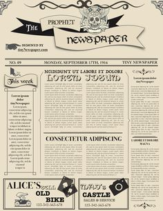 newspaper layout newspaper format newspaper generator free newspaper template newspaper article format blank newspaper template old