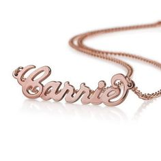 Carrie Rose Gold