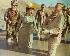 McLintock - John Wayne, Andrew McLaglen - 1963 My favorite scene in the movie. That would have been so much fun to be involved in.