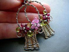 Earrings by Cleopatra Kerckhof