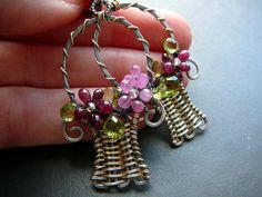 Earrings by Cleopatra Kerckhof