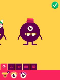 This friendly monster wants to teach your children maths. We explain how.