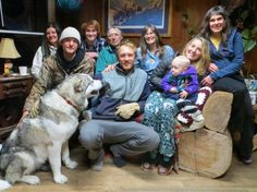 Alaska The Last Frontier on Discovery Channel Alaska The Last Frontier, Living In Alaska, Favorite Tv Shows, Favorite Things, Mountain Man, New Friends, National Geographic, Husky, Eve Kilcher