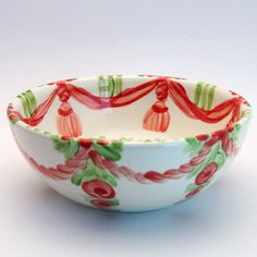 wera Serving Bowls, Tableware, Red, Green, Tablewares, Dinnerware, Dishes, Place Settings, Mixing Bowls