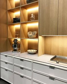 While at I got to spend time with the crew who also carries this lovely product. Miralis had a… Diy Kitchen Furniture, Wood Furniture, Lion Design, Shelving, Backsplash, Liquor Cabinet, Life Hacks, Indoor, Organization