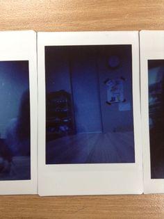 Pinhole Camera. 3min 30s. Kim.
