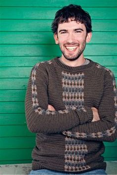 Waldo Sweater - Crochet Me