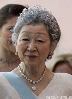 The Daily Diadem: The Japanese Honeysuckle Tiara | The Court Jeweller
