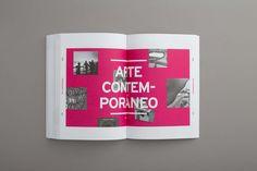 Guía MALI - Museo de Arte de Lima on Behance   by IS Creative Studio