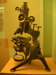 microscope, 1904 by bestbib, via Flickr