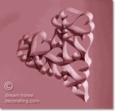 A collection of 25 paper heart projects for valentines day, weddings, or just because. A handmade heart is a simple DIY craft tutorial idea. Valentines Bricolage, Valentine Day Crafts, Valentine Heart, Holiday Crafts, Toilet Paper Roll Art, Rolled Paper Art, Diy Paper, Paper Crafting, Heart Projects