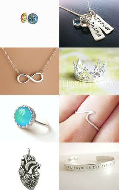 Sterling Silver! by altina silverson on Etsy--Pinned with TreasuryPin.com