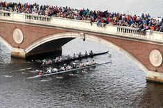 Head of the Charles- miss it. Want to go back.
