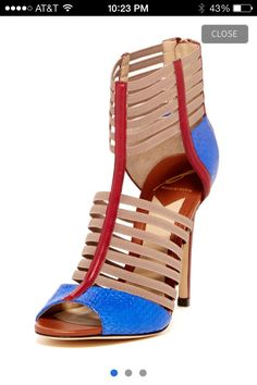 Loving these!  Brian Atwood shoes are simply the best!