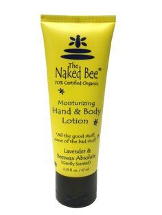 Naked Bee Lavender and Beeswax Absolute Lotion 2.25oz. Tube >>> Insider's special review you can't miss. Read more  : Skin Care - Feet, Hands, Nails