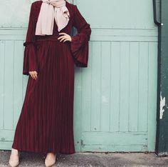 #reddress #hijabi