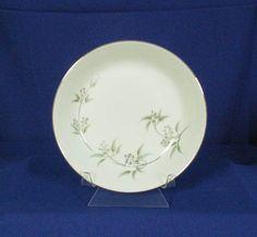 Grace China Japan Alyson Pattern 566 White Coupe Soup Bowl bfe1691 #GraceChina