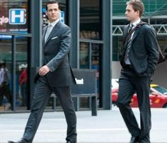 Harvey Specter!! How To Say You're The Boss With Your Clothes