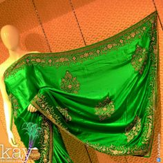On this festival of harvest, go green!  http://www.kayfashions.in/#!/ #fashion…