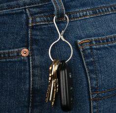 Nite Ize Infiny-key Móc chìa khóa nhỏ gọn và có thể gắn vào đỉa quẩn.Rất tiện lợi.  Giá: 120.000đ