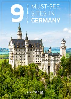 Germany's must-see sites and attractions for your next vacation