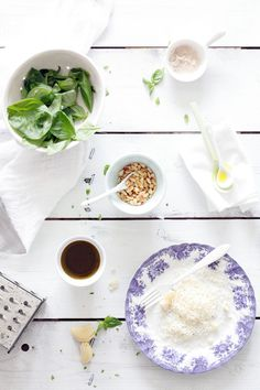 Pesto Prawn Pasta and a Lemon Meringue Tart | natalie eng | patisserie • food photography