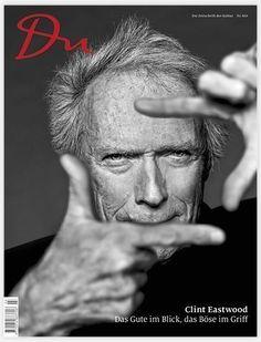 Du 824 | März 2012 Clint Eastwood Clint Eastwood. Das Gute im Blick, das Böse im Griff. illustr.Orig.Brosch. 4° (guter Zusta (...)