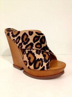 $155 Sam Edelman- Jorgia Leopard Wedge    The Resort Shop - www.theresortshop.com  843-768-4466