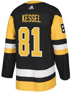 adidas Men s Phil Kessel Pittsburgh Penguins Authentic Player Jersey - Black  46. Macys. adidas Men s Jake Guentzel ... 060ef6e39