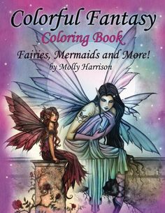 Colorful Fantasy Coloring Book: by Molly Harrison by Moll... https://www.amazon.com/dp/1539730573/ref=cm_sw_r_pi_dp_x_f1huybJJTHBZP