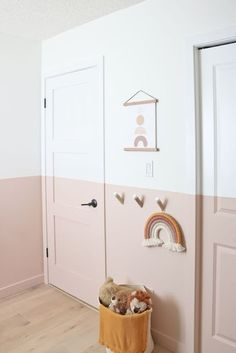 The Nursery Reveal – Baby Girl E's New Room baby girl nursery, nursery reveal, pink nursery, modern baby nursery Baby Room Boy, Baby Bedroom, Nursery Room, Girl Nursery, Baby Girls, Girl Kids Room, Unisex Bedroom Kids, Kids Bedroom Girls, Girls Pink Bedroom Ideas